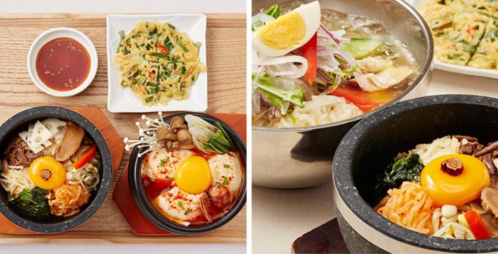 韓美膳(ハンビジェ)フードコートイメージ画像